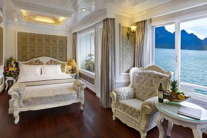 Assinatura de 3 dias com Halong Bay Cruise saindo de Hanói
