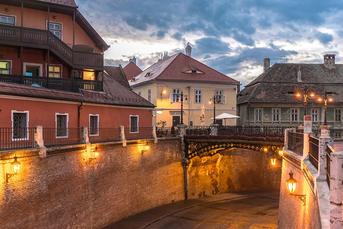 Two days getaway trip to Brasov, Sighisoara & Sibiu from Bucharest