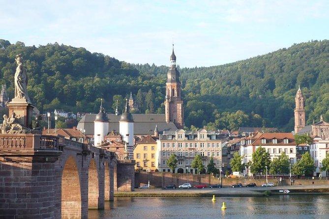 3-Day Self-Drive Overnight Tour of Heidelberg, Schwetzingen and Maulbronn from Heidelberg