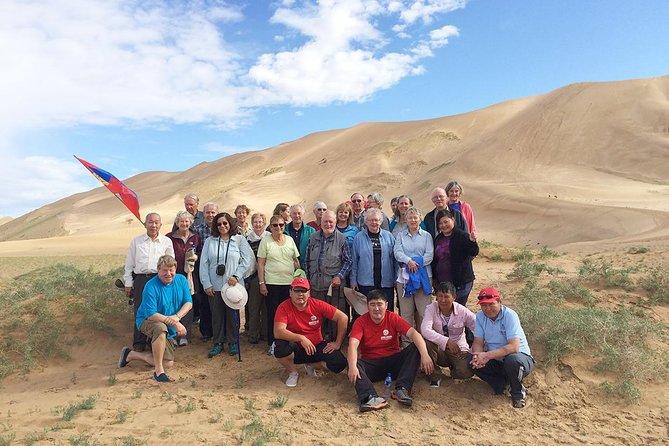 4-Day Mongolia Gobi Desert Tour