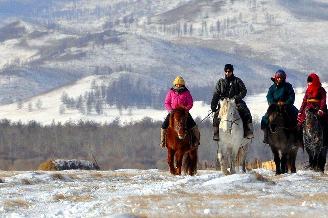 Mongolia multi day tours