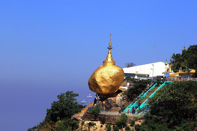 3-Days 2-Night Golden Rock Tour From Yangon