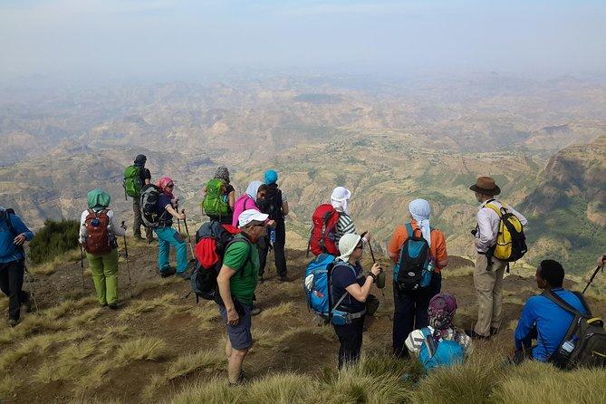 7 Days Trek in Simien Mountains