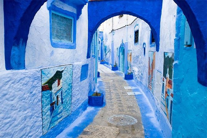 3 Days Chefchaouen and Fez from Casablanca Private Tour