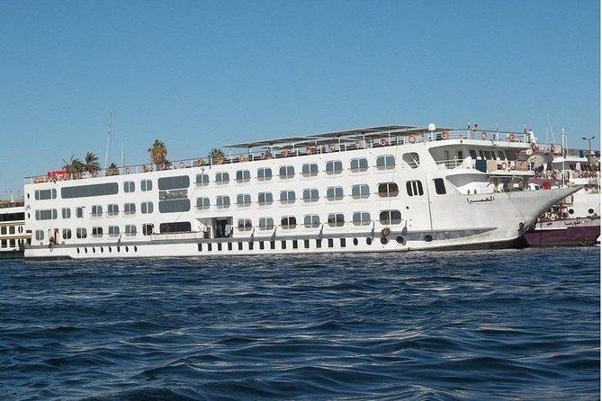 7-Night 5-Star Nile Cruise Round Trip from Aswan