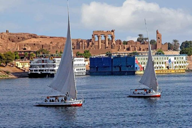 5-Day Nile Cruise: Luxor, Aswan, Kom-Ombo, Edfu from Cairo
