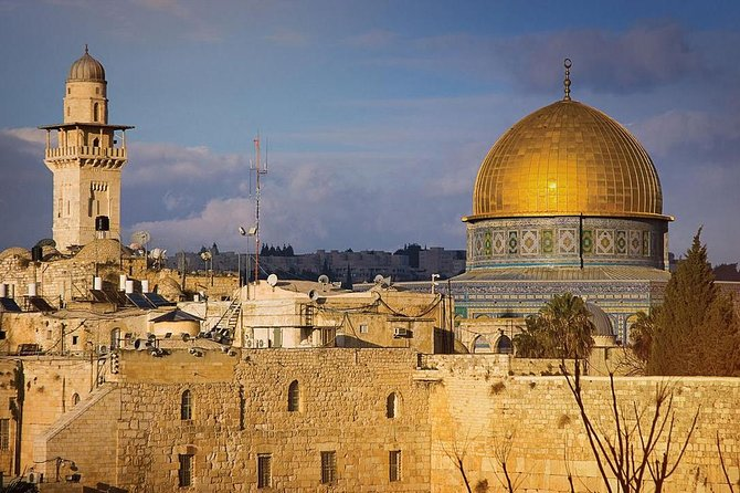 16 Nights: Egypt and Holy Land Israel Tour