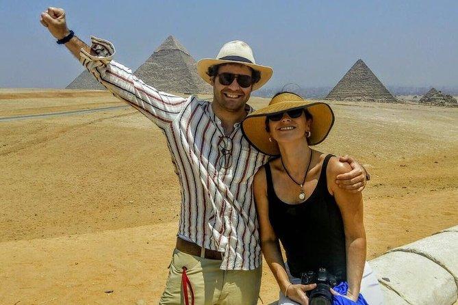 Kairo och Nile Cruise 7-dagstur med inrikesflyg