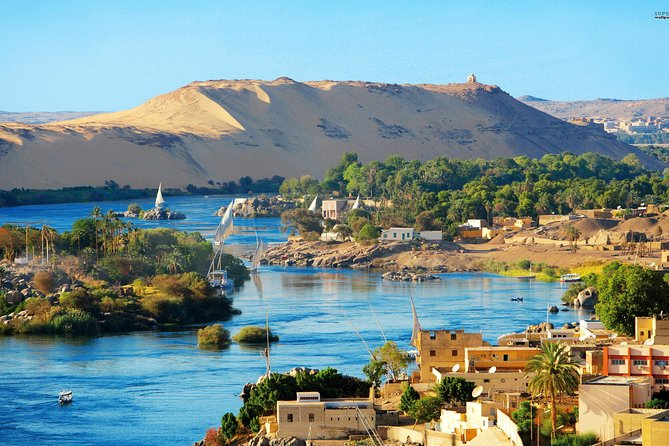 Aswan City Tour by Horse Carriage