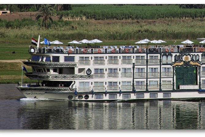 5 star super deluxe Nile Cruise - 04 Nights Luxor