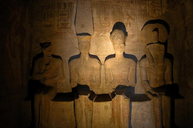 8-natt gamle underverk med Abu Simbel, Nile Cruise, Sunrise Festival