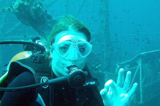 Padi open water diver course, become a diver in 3 days