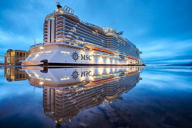 MSC Splendida (Dubai-Abu Dhabi- Sir Bani Yas-Muscat-Khasab- Dubai)