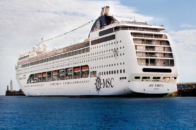 MSC Lirica(Dubai,Abu Dhabi,Sir Bani Yas,Khasab,Muscat,Bahrain,Doha,Dubai)