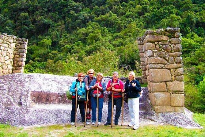 Trilha Inca curta para Machu Picchu em 2 dias