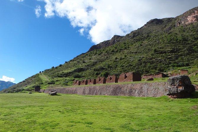 3-Day Huchuy Qosqo Trek to Machu Picchu Private Service