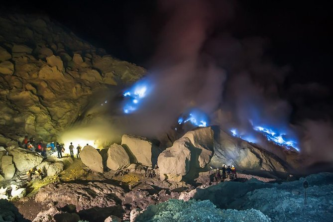 Jogja Ijen Tour Package