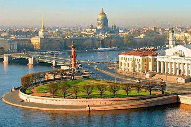 Excursão de 3 dias de São Petersburgo sem visto