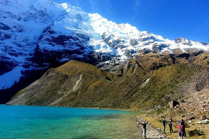 5-Day Ausangate Rainbow Mountain Trek