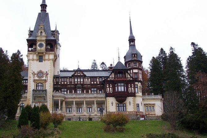 Dracula Castle and Transfagarasan highway 2 days Tour