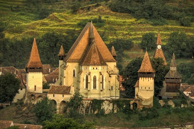 Transylvania Legends 3 days Tour Small Group