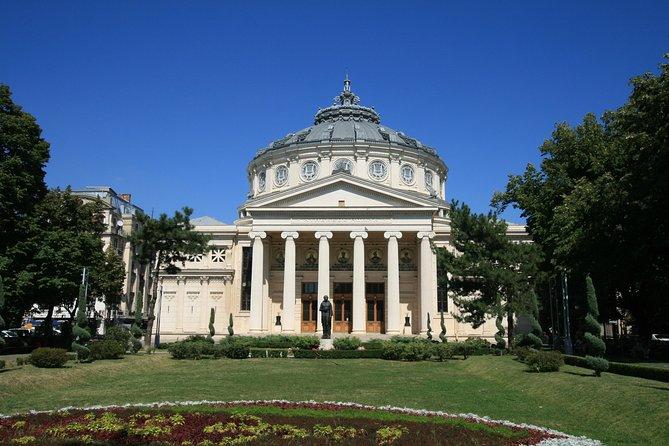 Bucharest City Break and Dracula Castle Tour