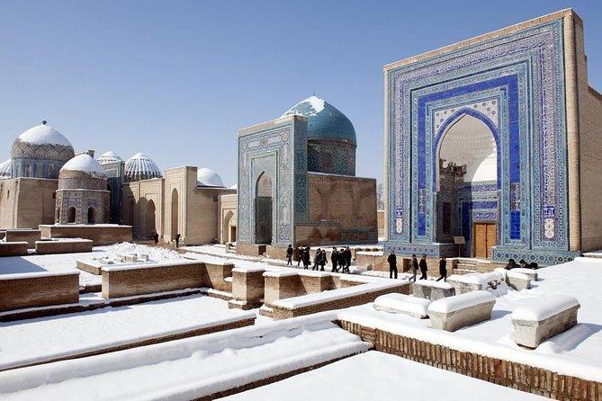 7-Day Tour: Under the Open Sky of Uzbekistan