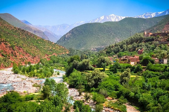 Private Day Trip From Marrakech To Ourika Valley & Berber Villages