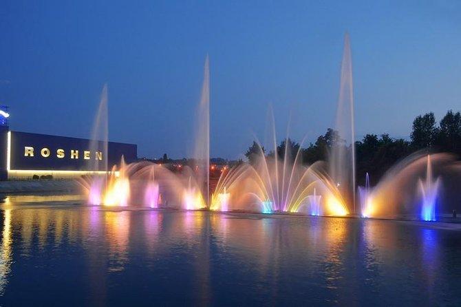 2-Day Vinnytsa from Kyiv Private Trip including Fountain Roshen Light Show
