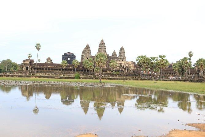 2-tägiger Tempelbesuch und schwimmendes Dorf von Siem Reap