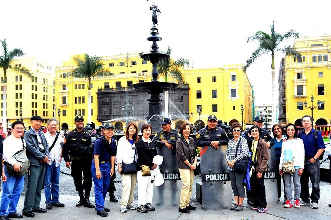 2-Day Trip: The Best of Lima from Callao Port