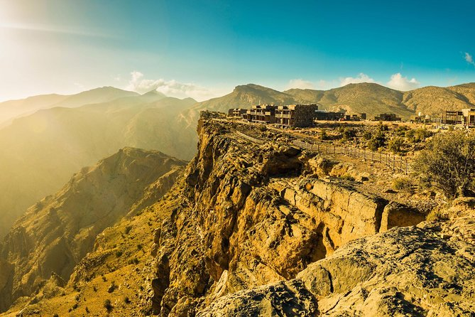 Multi-Day Private Luxuries Tour to Jabal Akhdar from Muscat