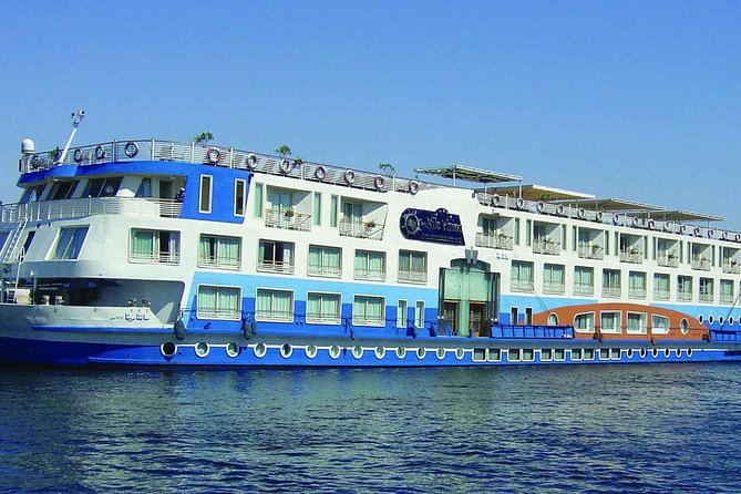 Nile Cruise TI-YI from Aswan to Luxor 4 days 3 nights with sightseen