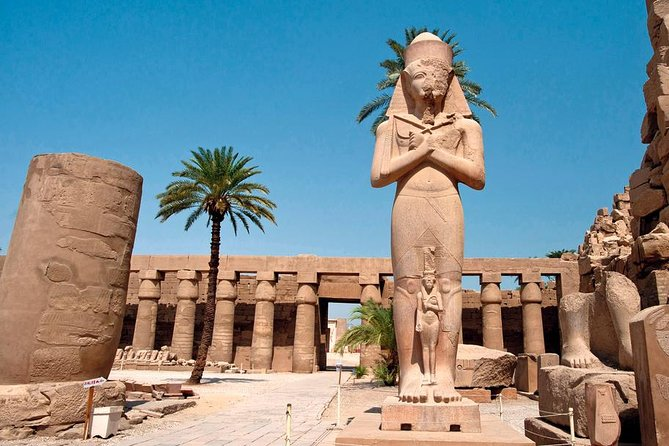 Overnight Private Tours to Luxor from Safaga Port