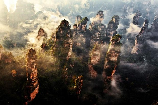 5D4N All Inclusive Private Tour: Zhangjiajie Avatar Adventure