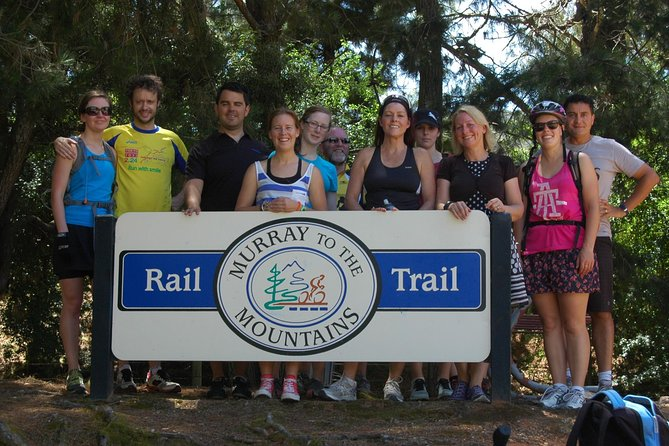 2-Night Murray to Mountain Trail Bike Tour from Beechworth