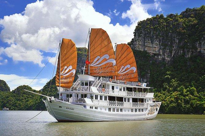 Overnight Cruise with Paradise Peak Cruise