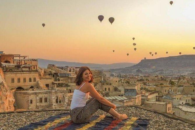 Cappadocia from Kayseri