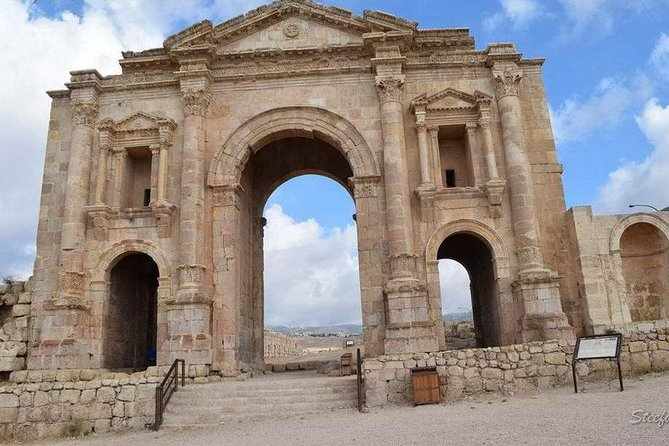 4-Day Tour from Amman: Amman, Nebo, Jerash, Petra, Wadi Rum and Dead sea photo 3