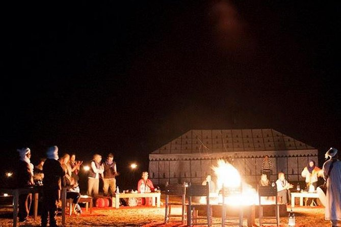 New Year's Eve in the desert from marrakech to Erg chigaga 3 days 2 night