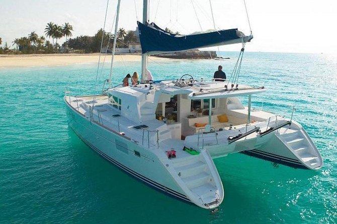 Premium Mauritius 8-Day Catamaran Cruise, Including Food | Leezair