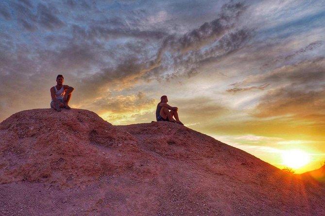 Sunset at Coober Pedy