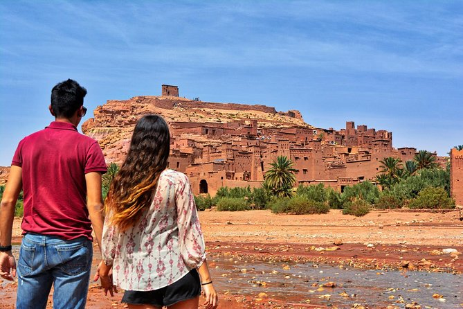 3 day desert tour from fes to marrakech