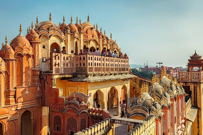 Transportation For 2-Days Golden Triangle Tour to Agra and Jaipur from New Delhi