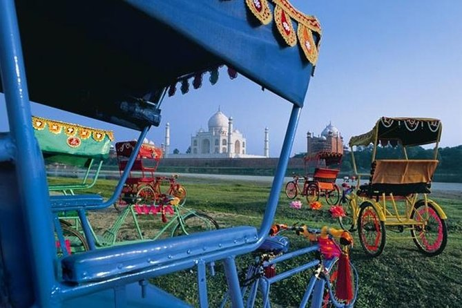 Golden Triangle Tour 4 days w/ Optional Add ons
