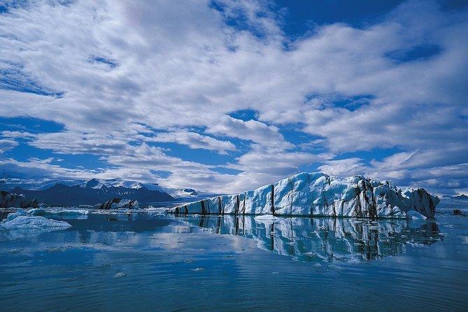 Overnight South Coast and Jökulsárlón Glacier Lagoon Tour from Reykjavik