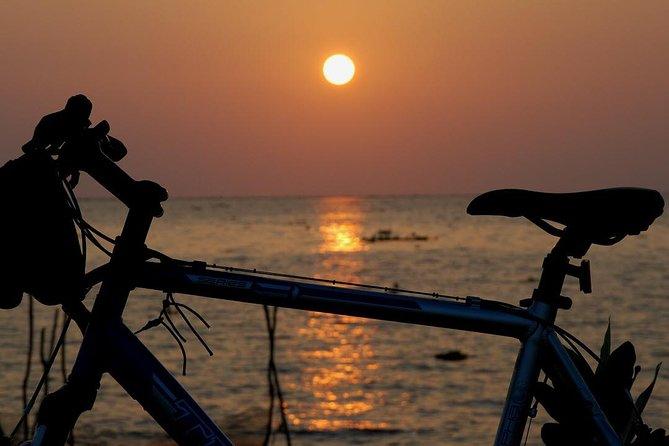 Mekong Delta Cycling Tour PhnomPenh to SaiGon 4 days