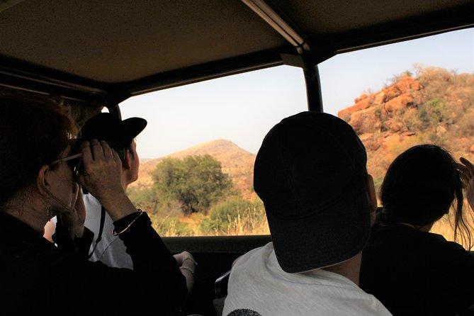 2 Day Pilanesberg Camping Safari