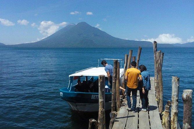 2 Day Tour: Chichicastenango Market and Lake Atitlan from Antigua