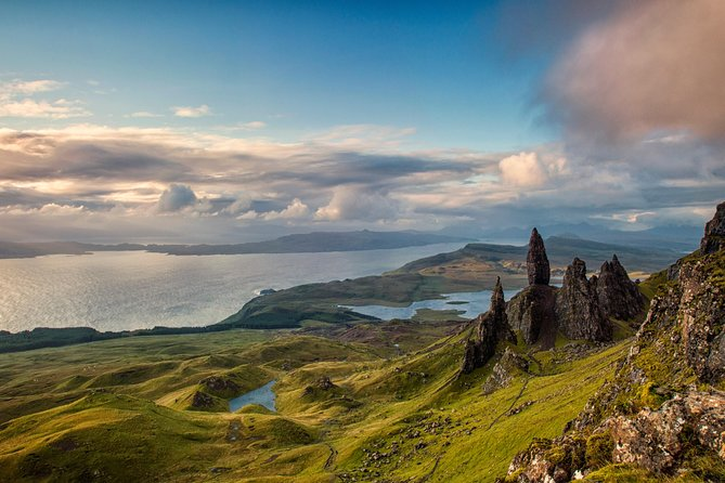 3 Day Isle Of Skye Inverness Highlands And Glenfinnan Viaduct Tour From Edinburgh